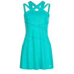 Damska sukienka tenisowa HEAD Performance Flux 814064-TE - M