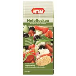 Hefeflocken salzfrei 200g - VITAM