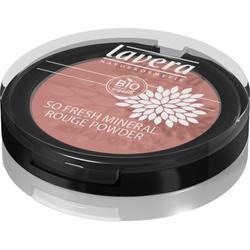 LAVERA So Fresh Mineral Rouge Powder 01 charm.rose