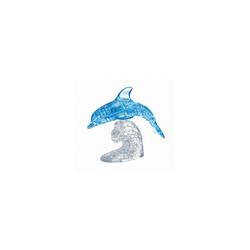 HCM KINZEL 3D-Puzzle großes Crystal Puzzle - Delfin, Puzzleteile