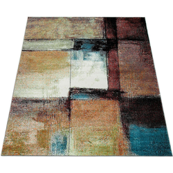 Teppich Gala 423, Paco Home, rechteckig, Höhe 14 mm, Industrie Look 80 cm x 150 cm x 14 mm