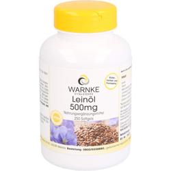 LEINÖL 500 mg Kapseln 250 St.