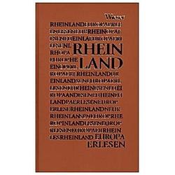 Rheinland - Buch