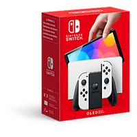 Nintendo Switch OLED-Modell weiß