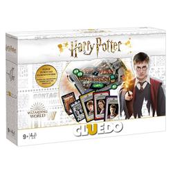 Winning Moves Spiel, Brettspiel Cluedo Harry Potter (2019, wei)