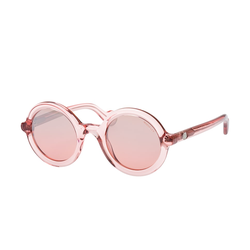 MONCLER ML 0005/S 72T, Runde Sonnenbrille, Damen