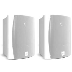 KEF Outdoor Lautsprecher Ventura 6 Set (2 Lautsprecher) Weiß