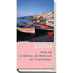 Lesereise Sizilien. Natalie John  - Buch