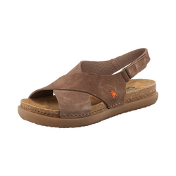 Art Rhodes Klassische Sandalen Sandale grau 38