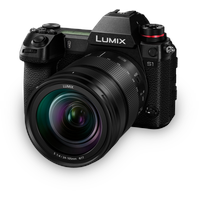Panasonic Lumix DC-S1 + Lumix S 24-105 mm OIS Makro + S Pro 70-200 mm