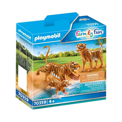 Playmobil® Spielfigur PLAYMOBIL® 70359 2 Tiger mit Baby