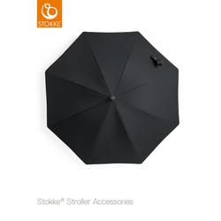 STOKKE® Sonnenschirm Black / Black