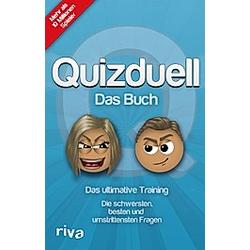 Quizduell - Das Buch - Buch