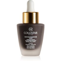Collistar Face Magic Drops Selbstbräuner-Konzentrat für die Haut 30 ml