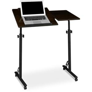 relaxdays Laptoptisch groß höhenverstellbar