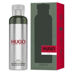 Hugo Boss Home Eau de Toilette Hugo Man On The Go Spray Eau de Toilette 100ml Spray
