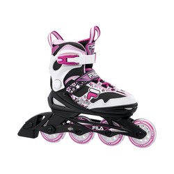 Fila Skates Inlineskates Inliner J-One Boy lila 36-40
