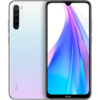 Xiaomi Redmi Note 8T 64 GB moonlight white