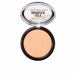 CITY BRONZER bronzer & contour powder #100-light cool