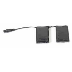 Klan-e Ersatz Batterie Kit 7,4 Volt (3,0 Ah), schwarz