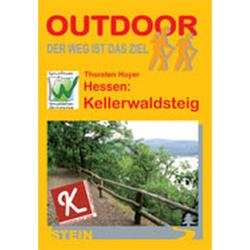 Kellerwaldsteig Outdoorhandbuch 202