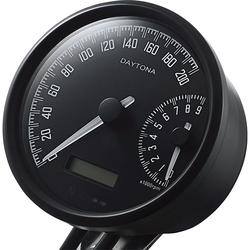Daytona Cockpit Velona W Ø80mm bis 200 Km/h/9000 U/min