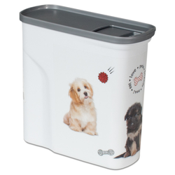 Curver Futtercontainer Hund 2 l