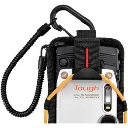 Olympus CSCH-123 TG Kameratasche orange Kameratasche Orange, Schwarz