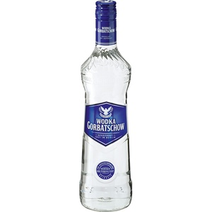 Wodka Gorbatschow 37,5 % vol 0,7 Liter