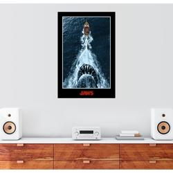 Posterlounge Wandbild, Der Weiße Hai - Fischkutter 20 cm x 30 cm