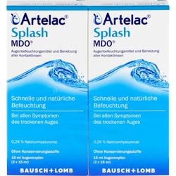 ARTELAC Splash MDO Augentropfen 30 ml