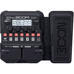 Zoom G1X FOUR Gitarreneffekt Multieffekt