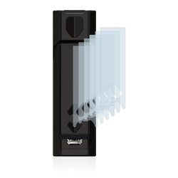 Savvies Schutzfolie für Wismec CB-60, (6 Stück), Folie Schutzfolie klar