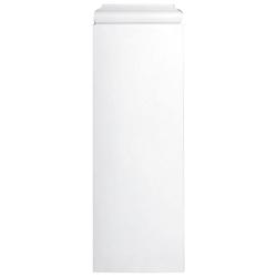 HOMESTAR Dekorpaneele HFP 15, 182 x 540 x 40 mm weiß