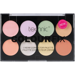technic Concealer-Palette Colour Fix, 8-tlg.