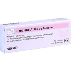 JODINAT 200 µg Tabletten 50 St
