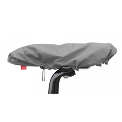 Fahrer Sattelbezug Sattelschutz Kappe Fahrer grau