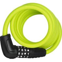 ABUS Numero 5510C/180/10 lime Spiralenschloss