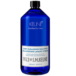 Keune 1922 Deep-Cleasing Shampoo 1000 ml