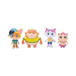 Smoby Spielfigur 44 Cats Set mit 4 Spielfiguren