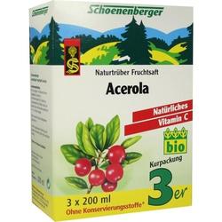 ACEROLA SCHOENENBERGER HEILPFLANZENSÄFTE