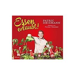 Essen erlaubt!  4 Audio-CDs - Hörbuch