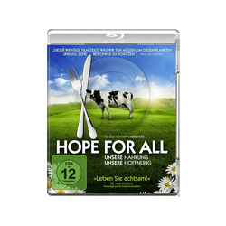 Hope for All. Unsere Nahrung - Hoffnung Blu-ray