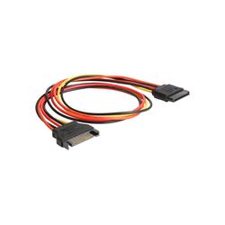 Delock Verlängerungskabel Power SATA 15 Pin > SATA 15 Pin Stromkabel