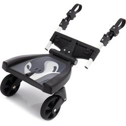 Fillikid Kinderwagenaufsatz Filliboard 180°, schwarz-grau