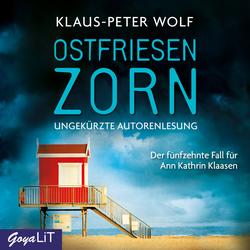 Ostfriesenzorn als Hörbuch Download von Klaus-Peter Wolf
