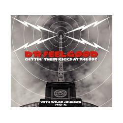 Dr. Feelgood - Gettin' Their Kicks At The Bbc (CD)