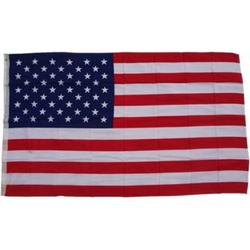 XXL Flagge USA 250 x 150 cm Fahne mit 3 Ösen 100g/m² Stoffgewicht