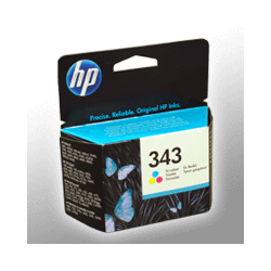 HP Tinte C8766E  343  3-farbig