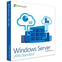Microsoft Windows Server Standard 2016 16 Core OEM DE